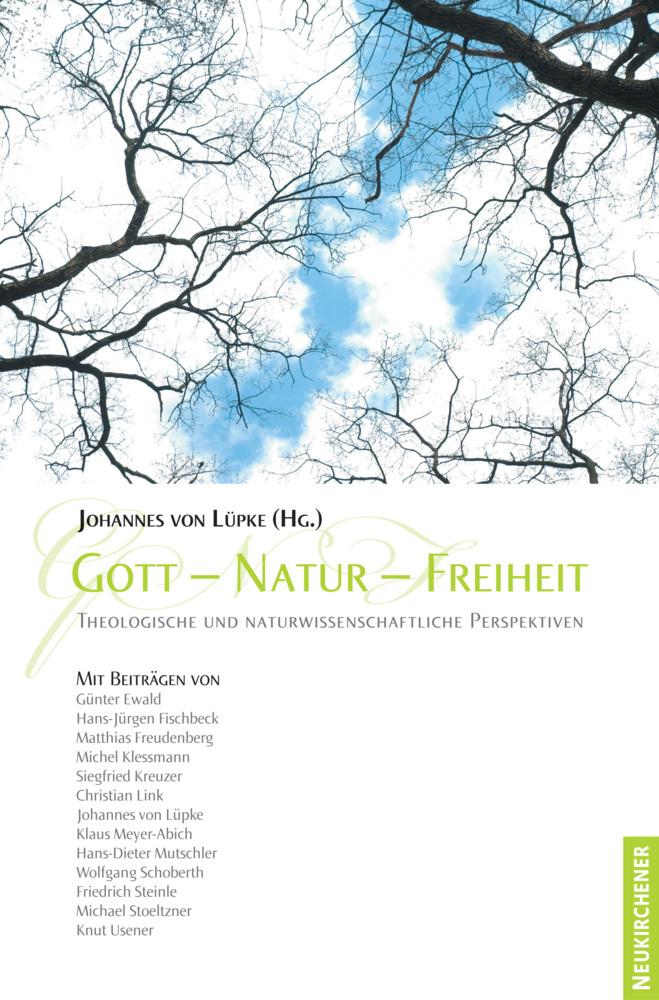 Gott - Natur - Freiheit als Buch von