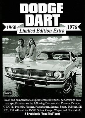 Dodge Dart Limited Edition Extra 1960-1976 als ...