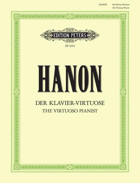 Der Klavier-Virtuose als Buch von Charles-Louis Hanon