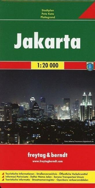 Jakarta als Buch von