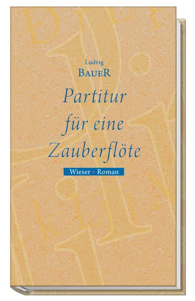 Partitur für eine Zauberflöte als Buch von Ludvig Bauer