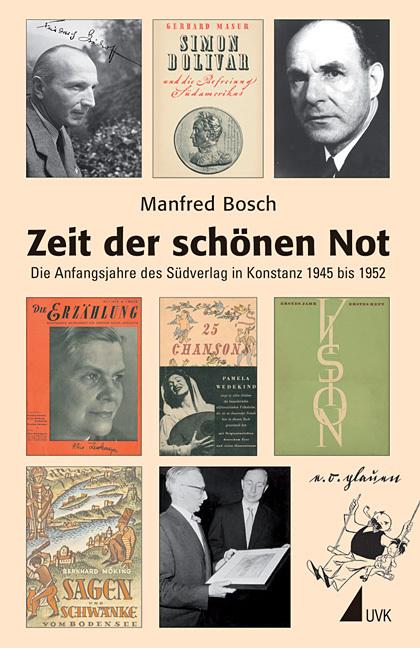 Zeit der schönen Not als Buch von Manfred Bosch
