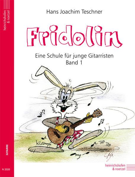 Fridolin als Buch von Hans J Teschner