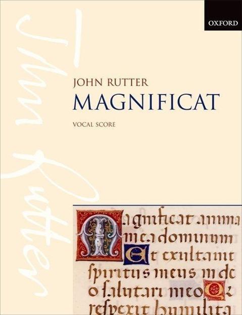 Magnificat als Buch von