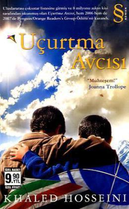 Ucurtma Avcisi als Buch von Khaled Hosseini