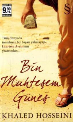Bin Muhtesem Günes als Taschenbuch von Khaled Hosseini
