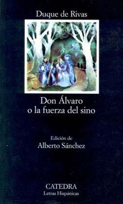 Don Álvaro o la fuerza del sino als Taschenbuch...