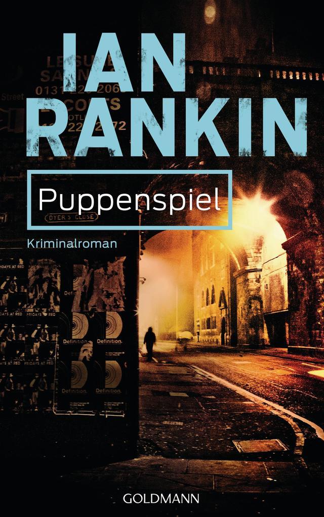 Puppenspiel - Inspector Rebus 12 als eBook von Ian Rankin