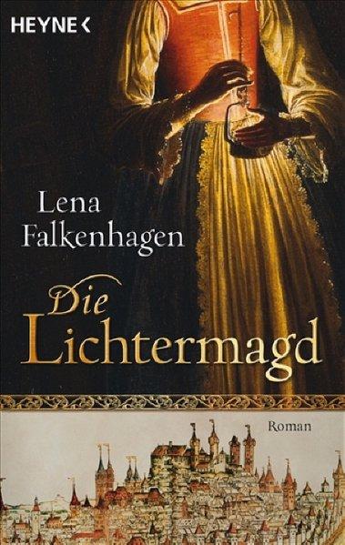Die Lichtermagd als Taschenbuch von Lena Falkenhagen