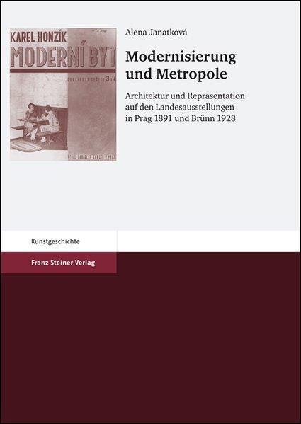 Modernisierung und Metropole als Buch von Alena Janatková