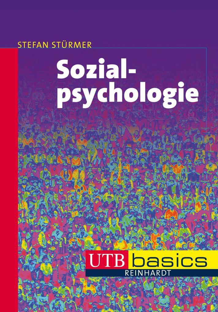 Sozialpsychologie als Buch von Stefan Stürmer
