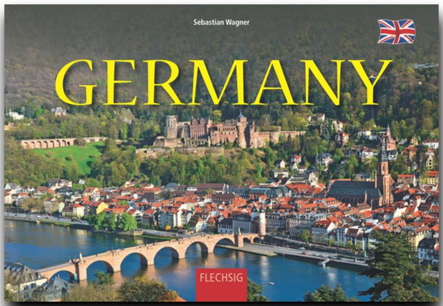 Panorama Germany als Buch von Sebastian Wagner