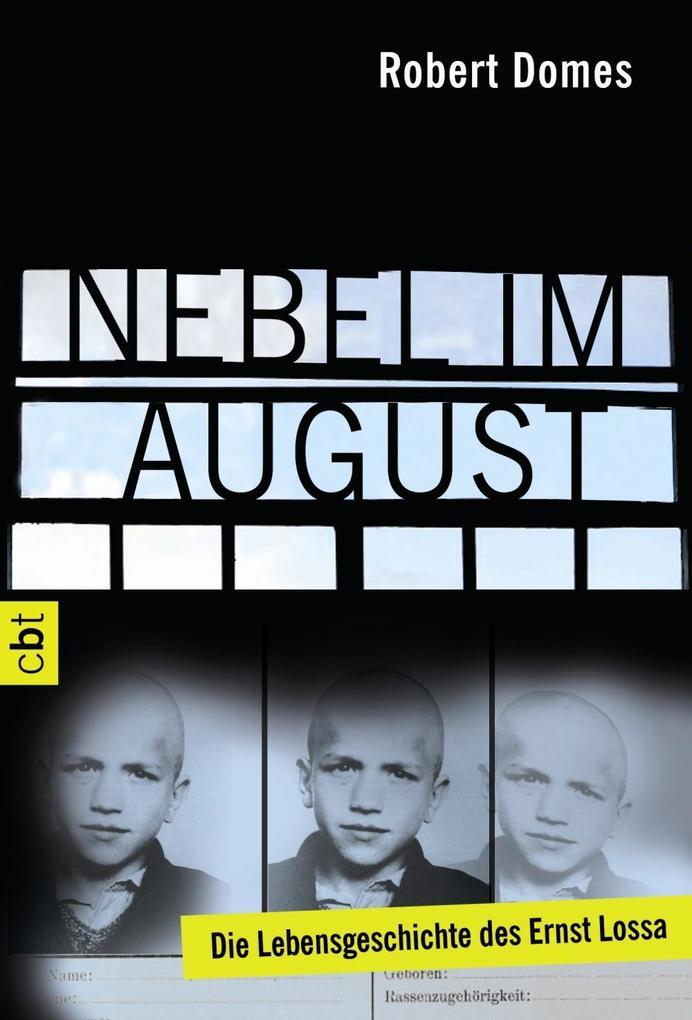 Nebel im August als eBook von Robert Domes