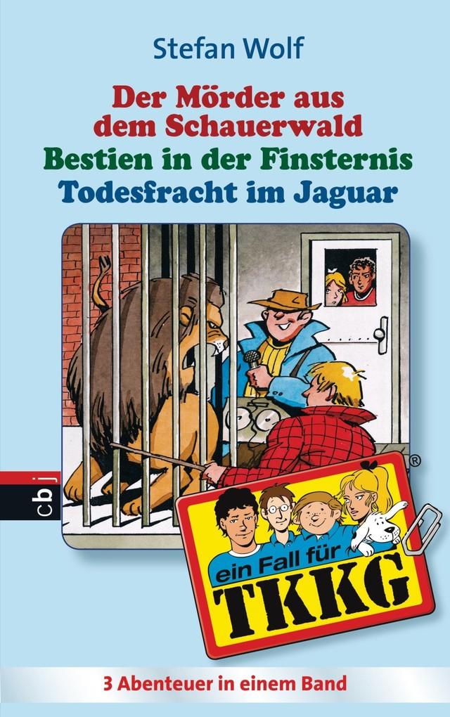 TKKG Sammelband 12 als eBook von Stefan Wolf