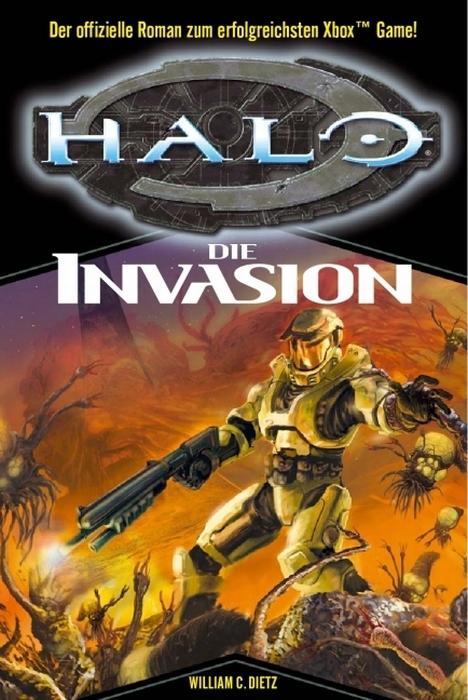 Halo Band 2: Die Invasion als eBook von William C. Dietz