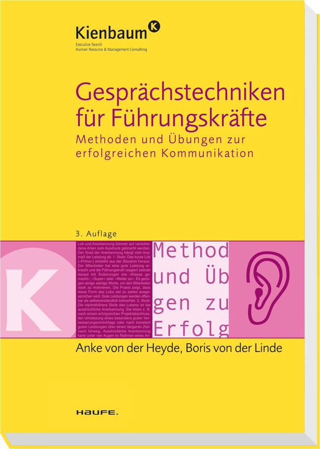 Gesprächstechniken für Führungskräfte als Buch ...