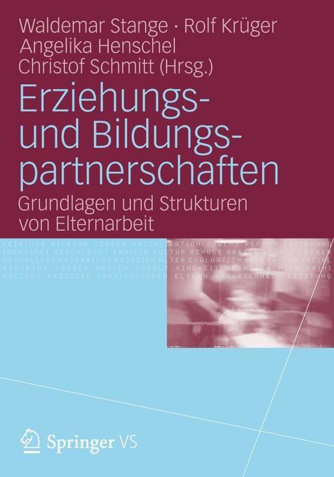 Handbuch Erziehungs- und Bildungspartnerschaften als Buch von