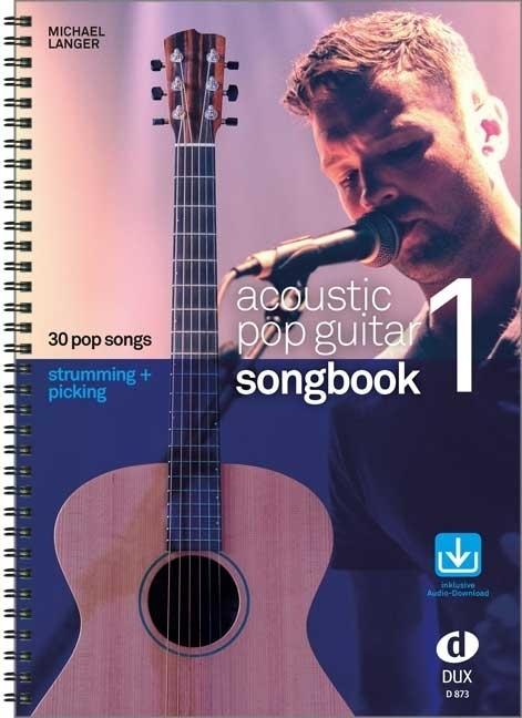 Acoustic Pop Guitar Songbook als Buch von Michael Langer