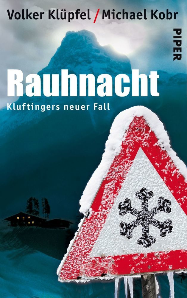 Rauhnacht als Buch von Volker Klüpfel, Michael Kobr