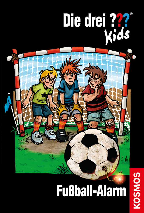 Die drei ??? Kids 26. Fußball-Alarm (drei Fragezeichen) als Buch von Ulf Blanck