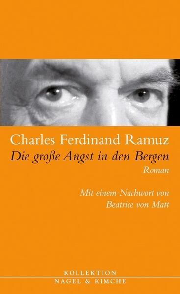 Die große Angst in den Bergen als Buch von Charles Ferdinand Ramuz