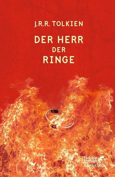 Der Herr der Ringe als Buch von John Ronald Reuel Tolkien