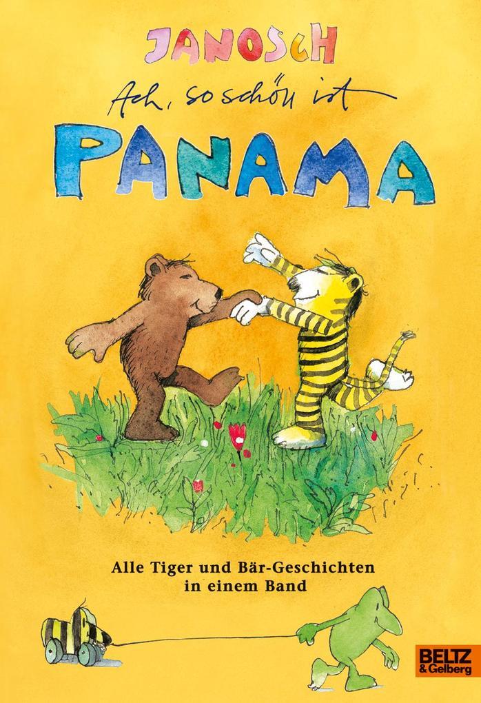 Ach, so schön ist Panama als Buch von Janosch
