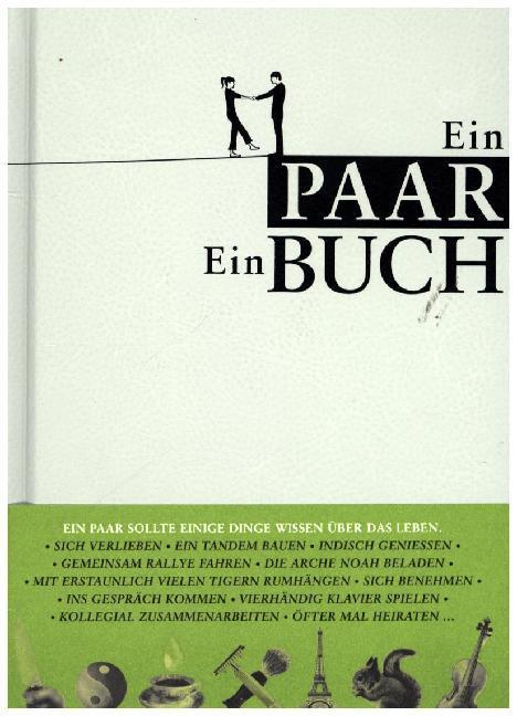Ein Paar. Ein Buch. als Buch von Eduard Augustin, Philipp von Keisenberg, Christian Zaschke