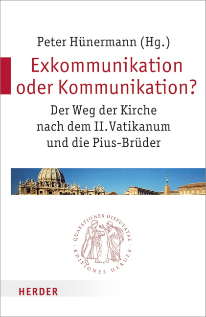 Exkommunikation oder Kommunikation? als Buch von