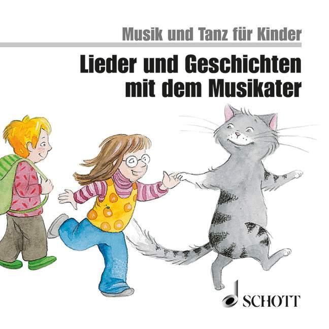 Lieder und Geschichten mit dem Musikater als Buch von Rudolf Nykrin