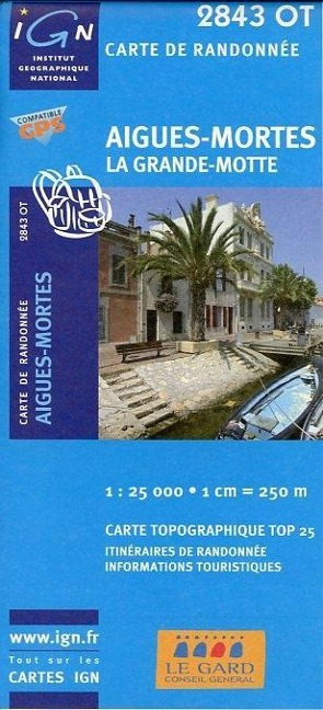 Aigues-Mortes 1 : 25 000 als Buch von