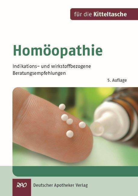 Homöopathie für die Kitteltasche als Buch von Matthias Eisele, Karl-Heinz Friese, Gisela Notter, Anette Schlumpberger