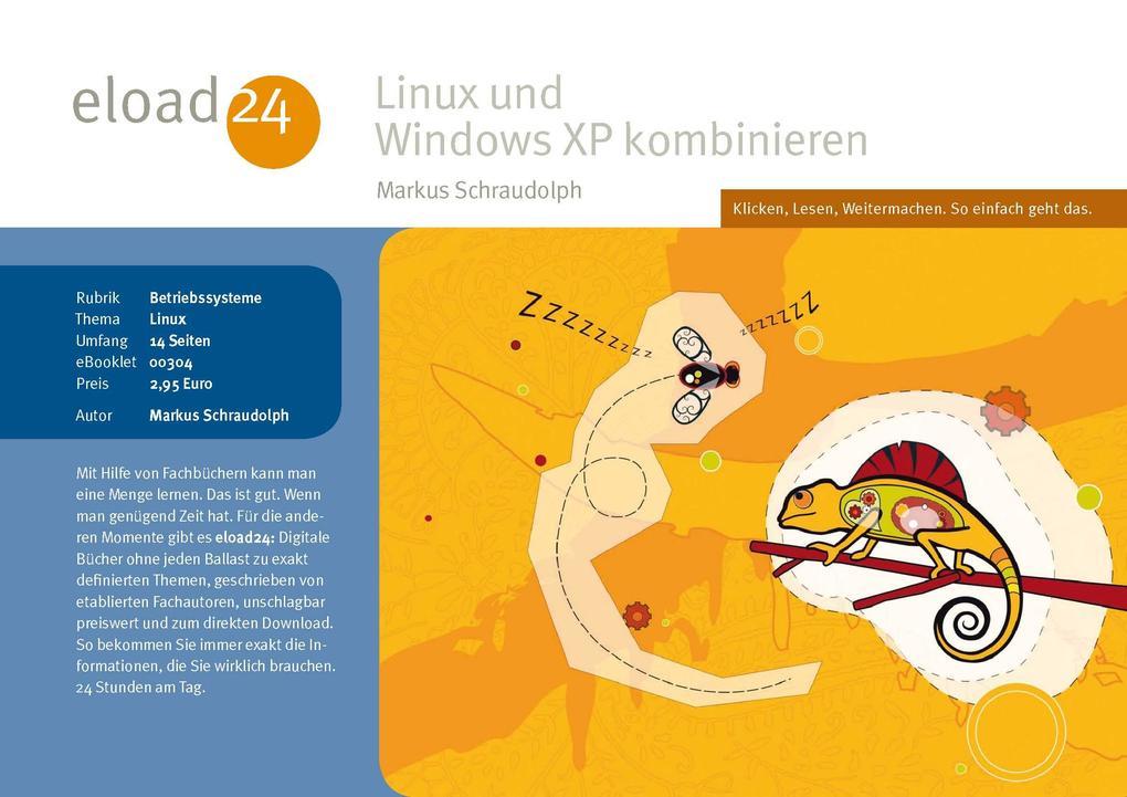 Linux und Windows XP kombinieren als eBook von ...
