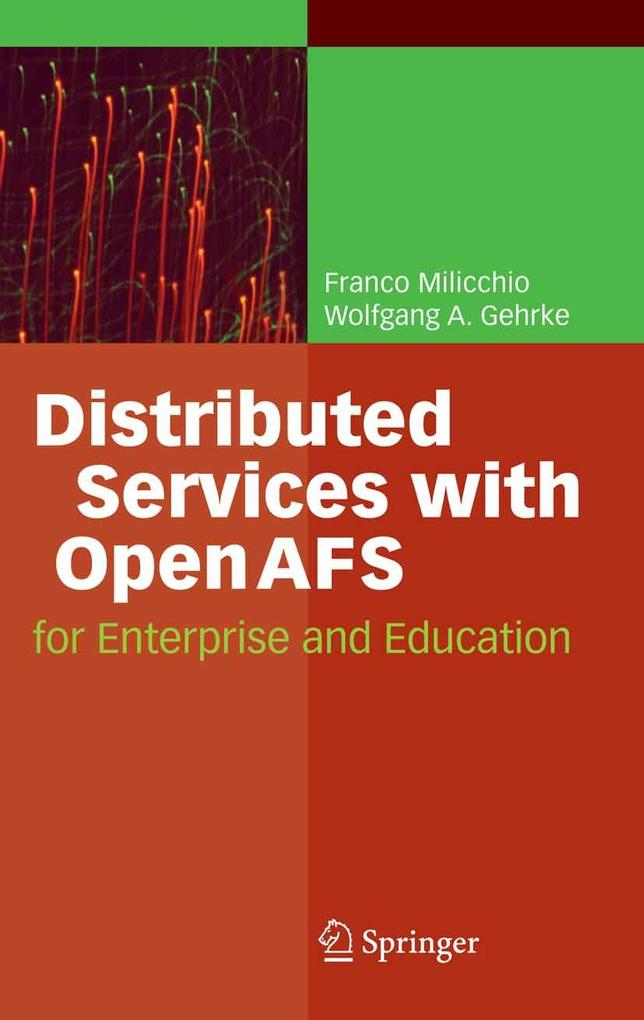 Distributed Services with OpenAFS als eBook von...
