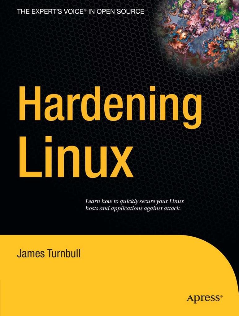 Hardening Linux als eBook von James Turnbull