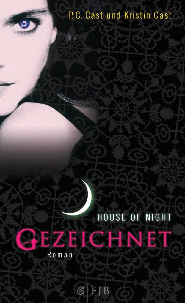 House of Night 01. Gezeichnet als Buch von P. C. Cast, Kristin Cast