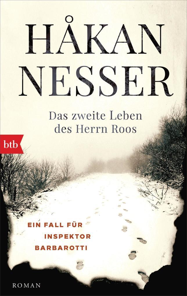 Das zweite Leben des Herrn Roos als eBook von Håkan Nesser