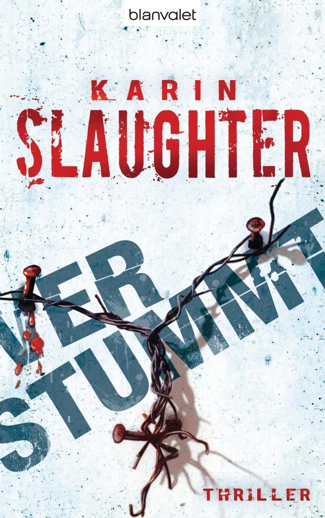 Verstummt als eBook von Karin Slaughter