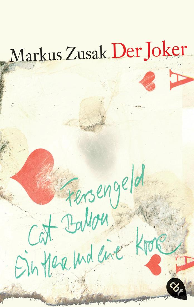 Der Joker als eBook von Markus Zusak