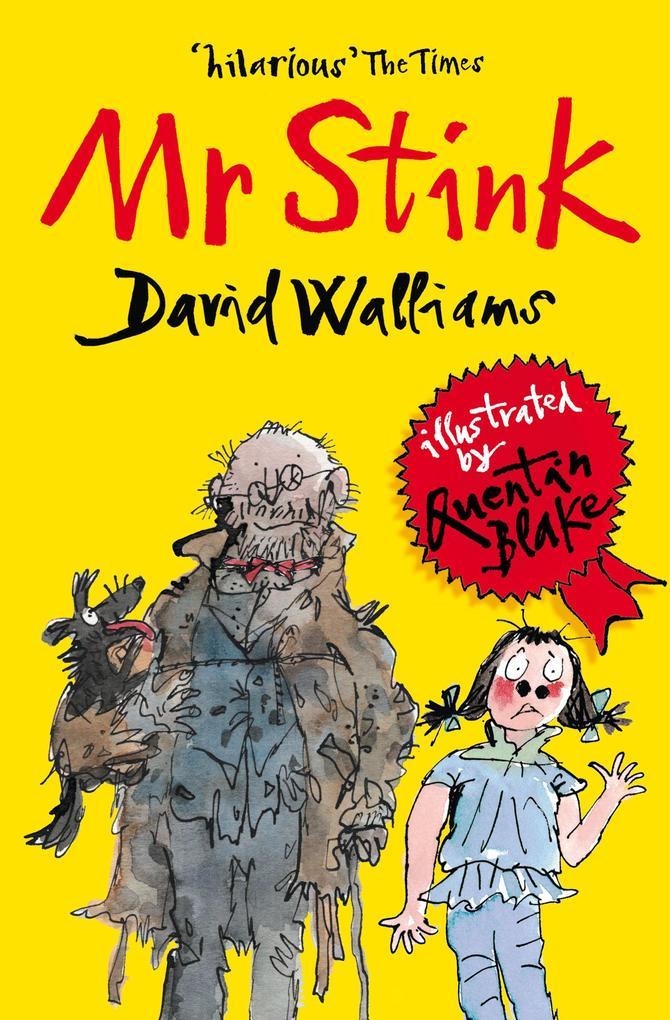 Mr Stink als Taschenbuch von David Walliams