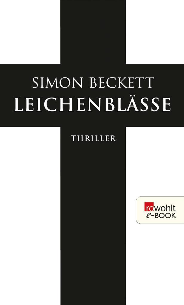 Leichenblässe als eBook von Simon Beckett