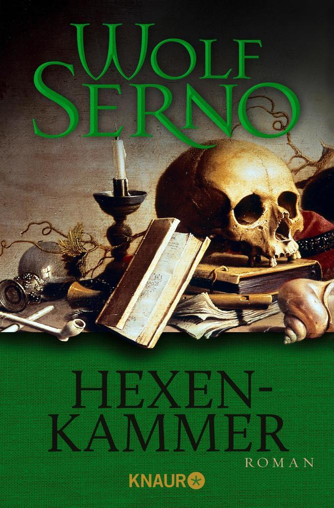 Hexenkammer als eBook von Wolf Serno