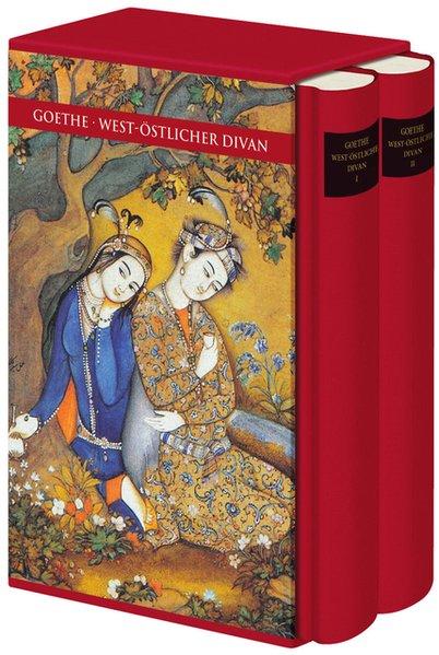 West-östlicher Divan als Buch von Johann Wolfgang Goethe