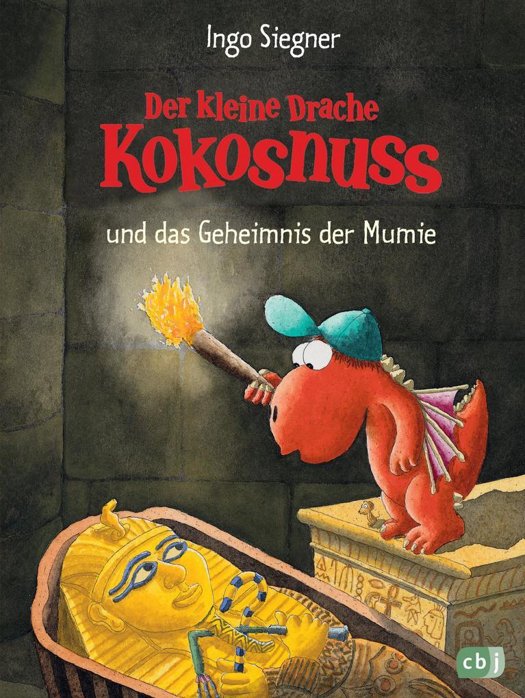 Der kleine Drache Kokosnuss 13 und das Geheimnis der Mumie als Buch von Ingo Siegner