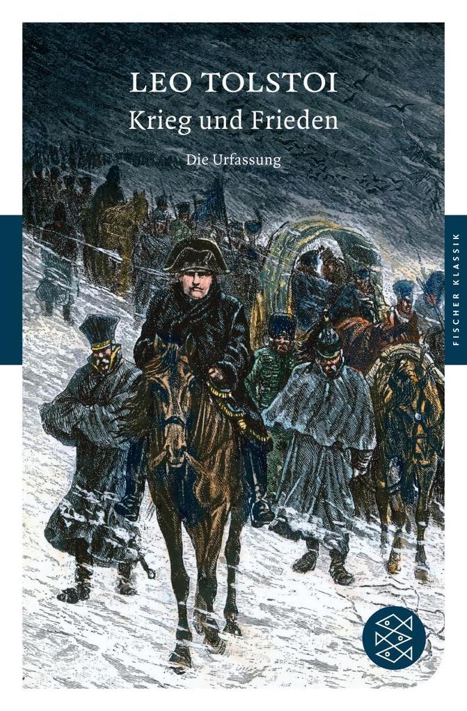 Krieg und Frieden als Taschenbuch von Leo N. Tolstoi