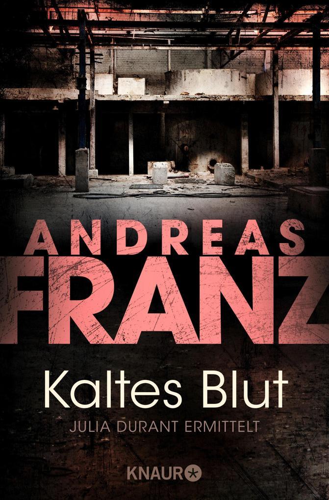 Kaltes Blut als eBook von Andreas Franz