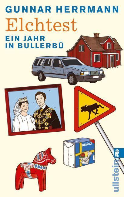 Elchtest als Taschenbuch von Gunnar Herrmann
