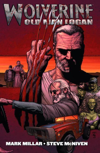 Wolverine: Old Man Logan als Buch von Mark Millar, Steve McNiven