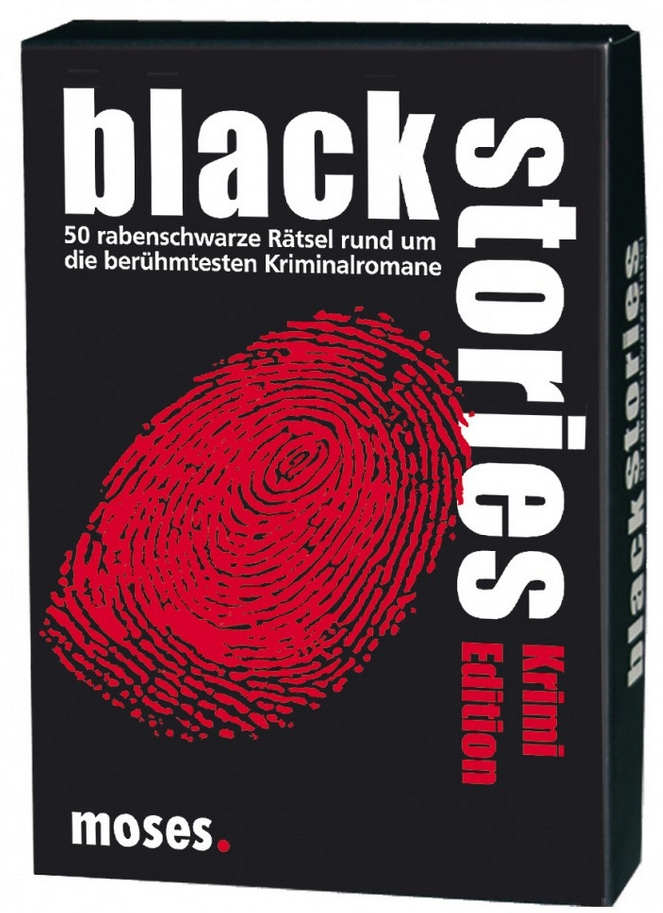 black stories - Krimi Edition als Buch von Corinna Harder, Jens Schumacher