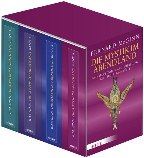 Die Mystik im Abendland als Buch von Bernard McGinn